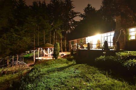 The OAK house. Cabaña para disfrutar.