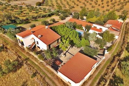 Coqueto apartamento en la Sierra Segedana - Zafra