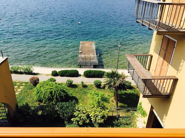 Residenza olivo - Brenzone  - Apartamento