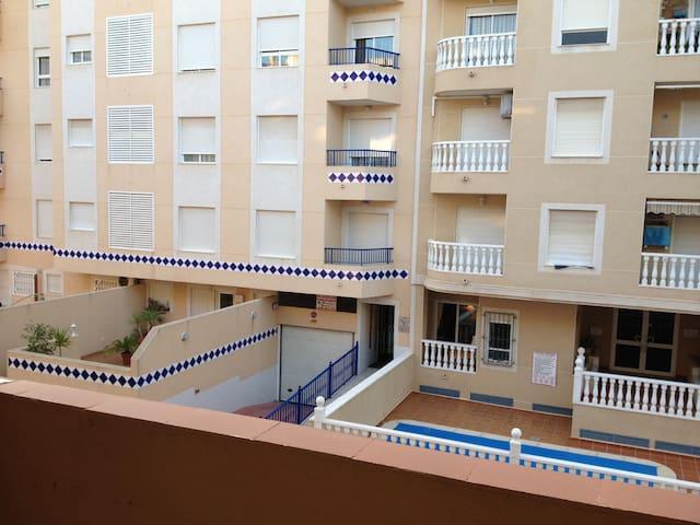 NICE APARTMENT IN GUARDAMAR - Guardamar del Segura - Apartment