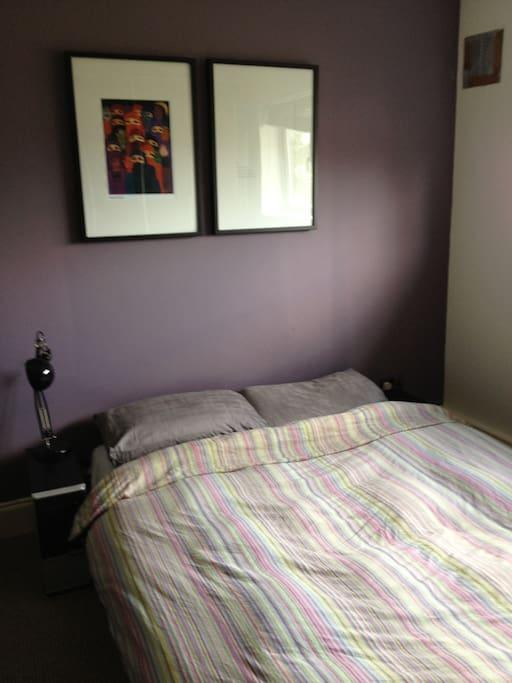 Luxury apartment in Cambridge