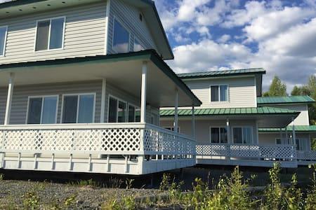 Luxury Cabin 1(R) - Castaway Riverside - Sterling - Stuga