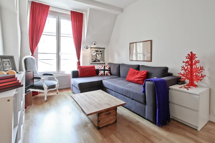 Cosy appartement in St Germain des Prés