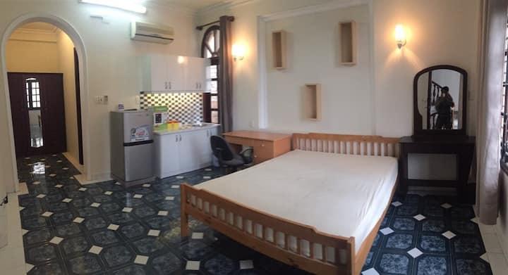 Phòng đủ tiện nghi cho thuê