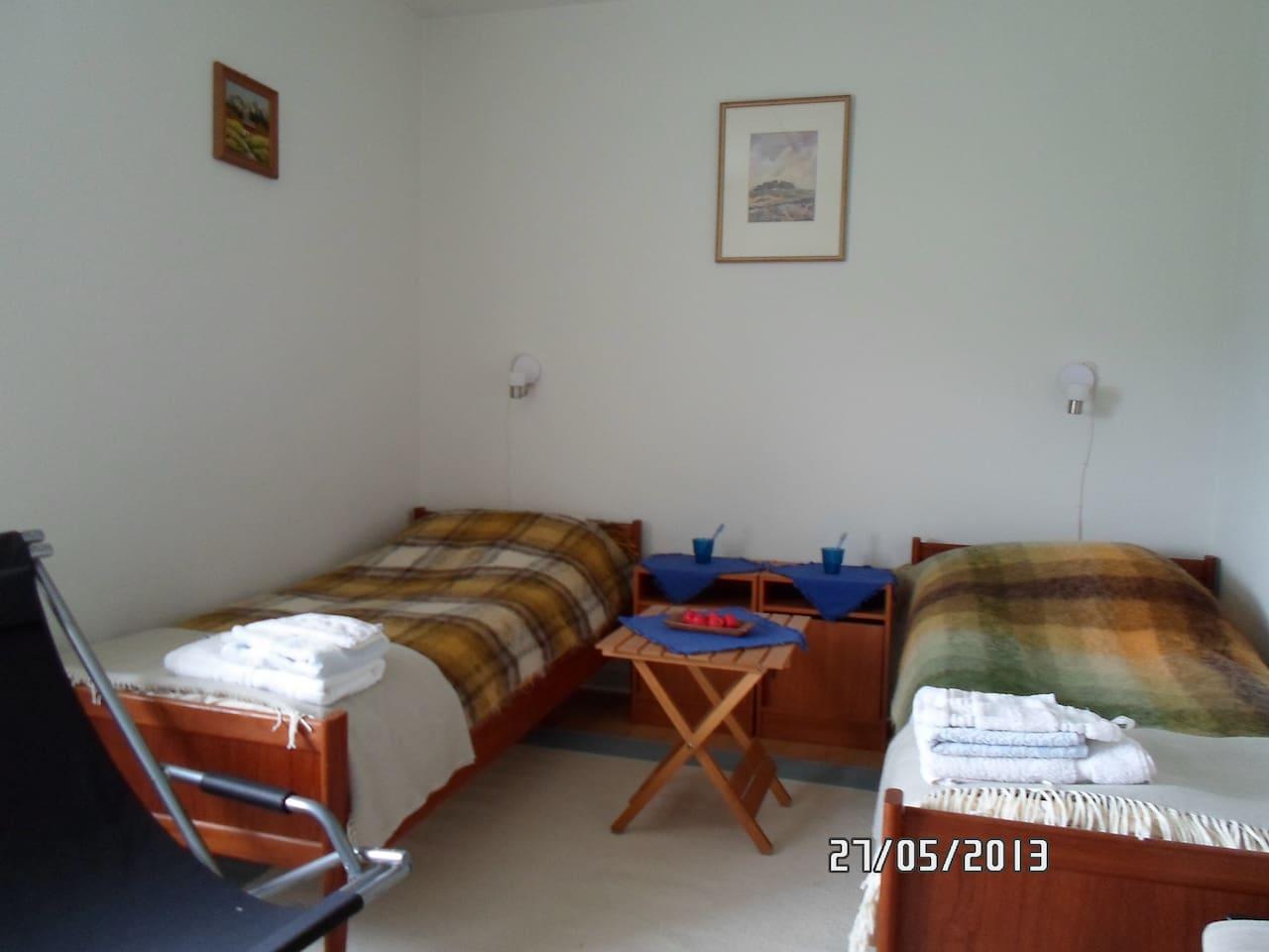 Gæsteværelse