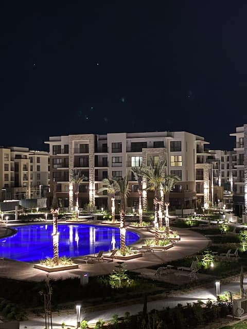 Entire chalet in Marassi - Marina Residence