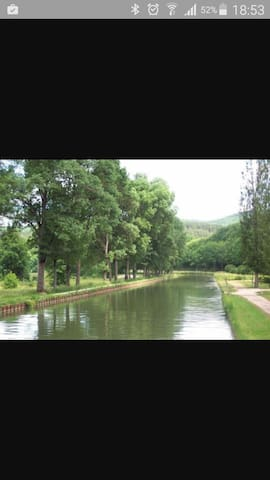 Maison au ♡ de la vallée de l'Ouche - Gissey-sur-Ouche - Casa