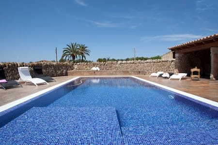 VILLA, POOL CLOSE TO BEACH ES TRENC - Islas Baleares