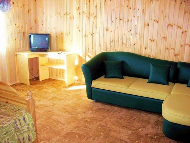 Уютный трехместный номе(URL HIDDEN) - Sochi - Casa