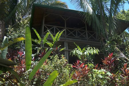Luxuriant- Garden Chalet East  - Quepos