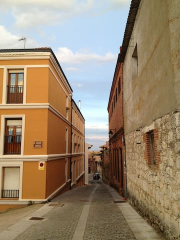 Esperanza street.....
