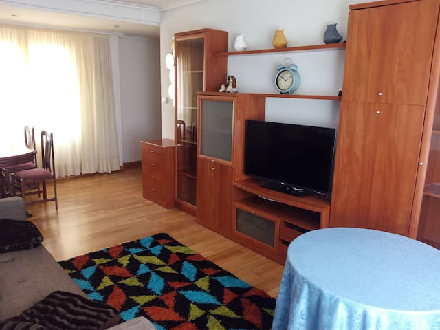 Apto a 10 mntos a pie Calle Laurel - Logroño - Apartment