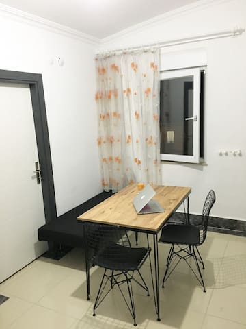 Apartment with cosy furnitures at good location