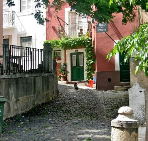 Quiet,Cosy & Charming in Alfama!