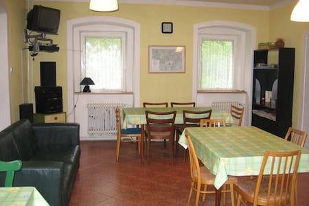 Horská chata Pstruhovka - Merklín
