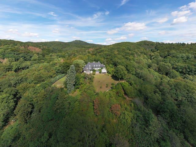 Villa Heckenfels - einmaliger Luxus im Rheinland