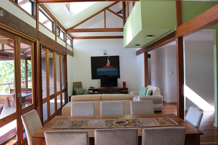 Byron Bay Accom - Harika - 194 Balraith Lane