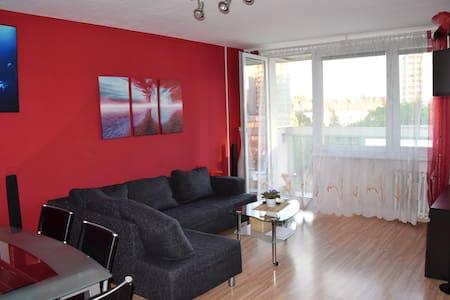 Pleasant, quiet and roomy apartment - Apartment