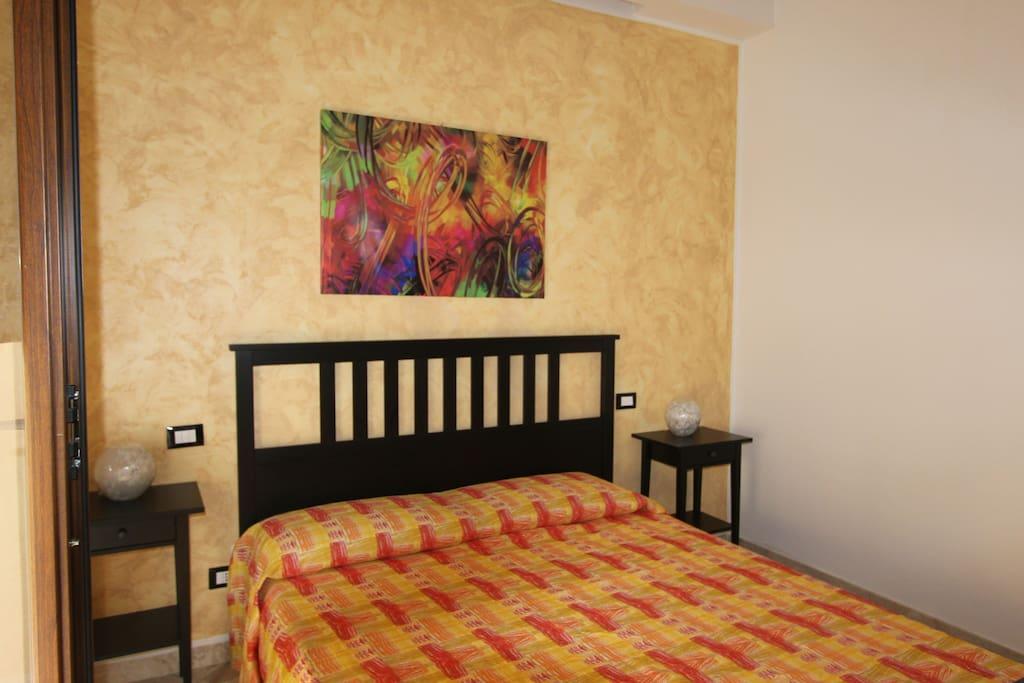 Camera da letto Bed room