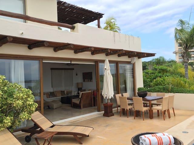 Ocean Luxury Vallarta-Punta Mita - La Cruz de Huanacaxtle - House