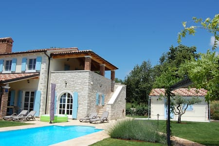 Villa Pomegrana, Pool, 8-10 Guests - Vabriga