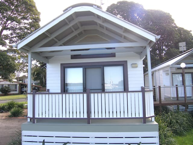 The Boardwalks cabin 1 sleeps 5 - Greenwell Point - Kabin