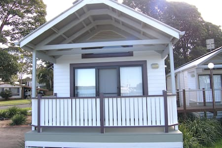 The Boardwalks cabin 1 sleeps 5 - Greenwell Point - Cabaña
