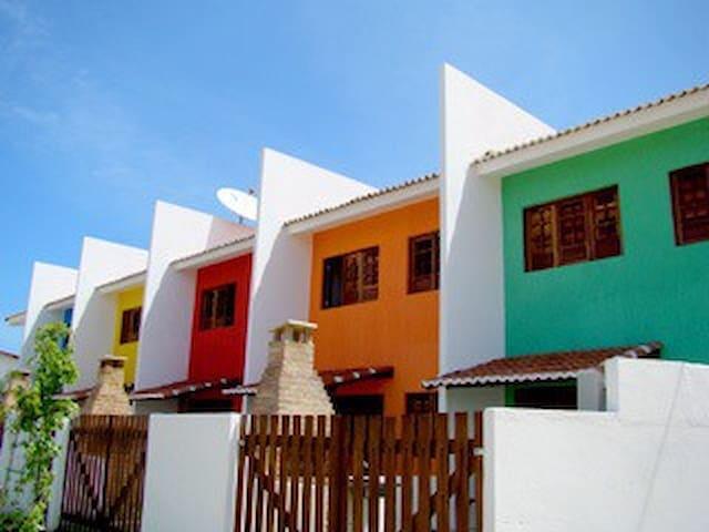 Casa de Praia 4Q no Paraíso