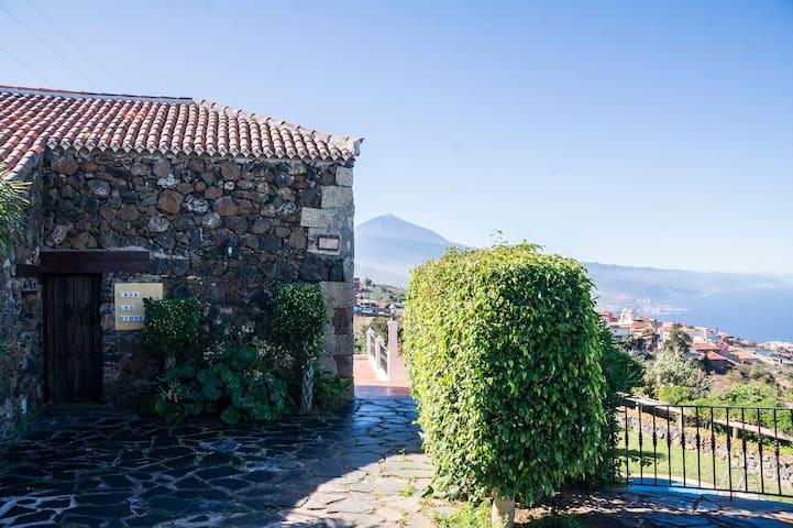 Casa Las Riquelas - El Sauzal - Casa
