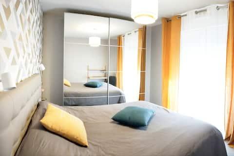 Magnifique Appartement avec Terrasse •5 min DISNEY