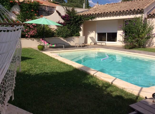 Au soleil de Lançon Provence - Lançon-Provence - บ้าน