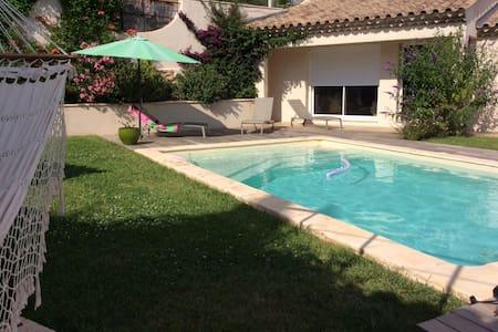 Au soleil de Lançon Provence - Lançon-Provence - Rumah