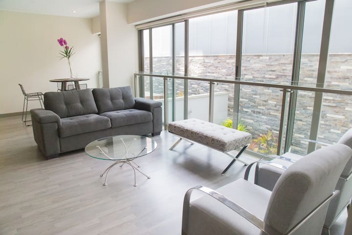 Modern apt with the Best Location in Miraflores