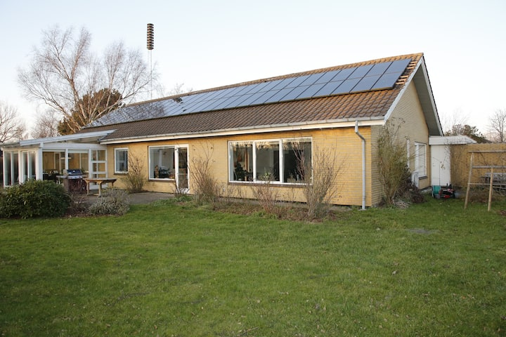 Great stay at secluded 4BR home (25 min to CPH)