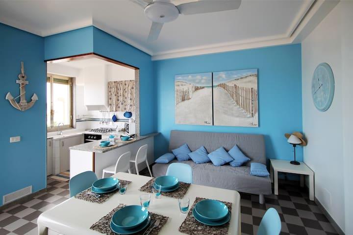 Scicli Holiday - Appartamento fronte mare Marte - Cava D'aliga - Flat