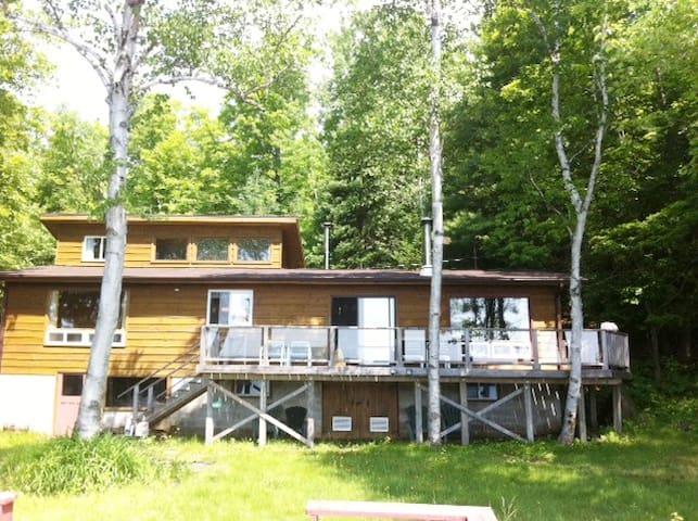 Charming+Rustic Cabin, Drag Lake