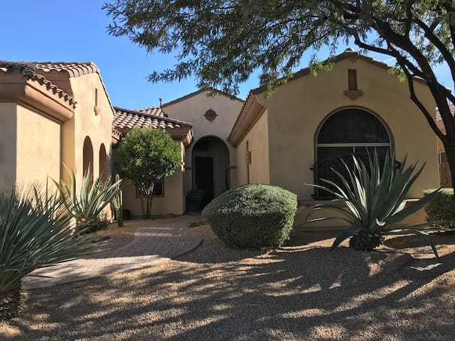 Upscale Casita with all the comforts in N. Phoenix