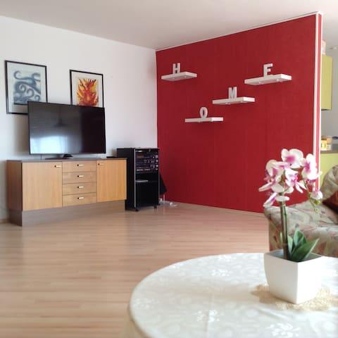Großzügige Wohnung mit Hallenbad - Schonach im Schwarzwald - Byt