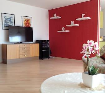 Großzügige Wohnung mit Hallenbad - Schonach im Schwarzwald