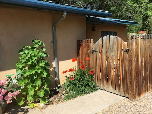 50% disc mo. Bring dog. Fenced Yard. Near Plaza