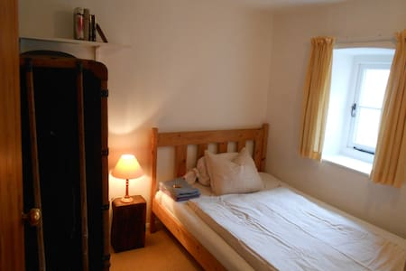 Cosy small doublebed room in Oxford - Oxfordshire - Rumah