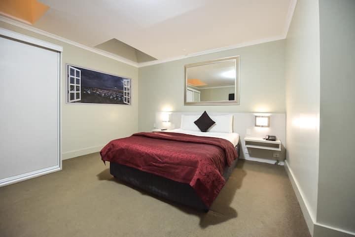 Isa Deluxe Skylight Room
