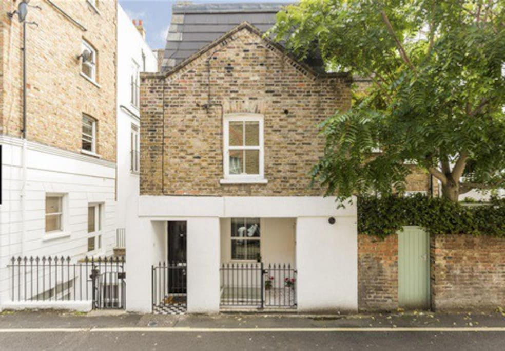 Cute and cosy, gorgeous house in Central London