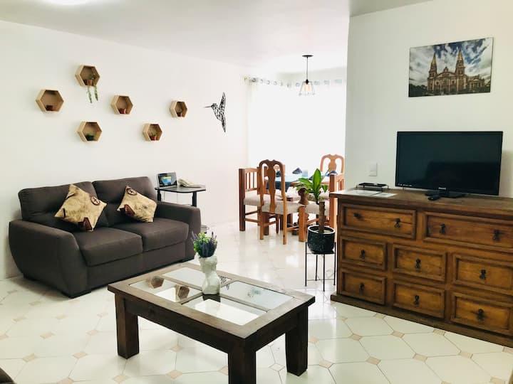 """Apartamento Céntrico """"Casa González"""""""