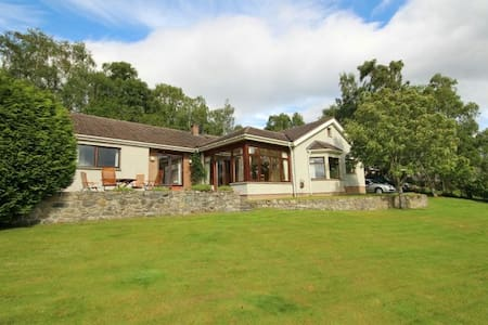 B & B on Black Isle Rural views near Inverness - North Kessock