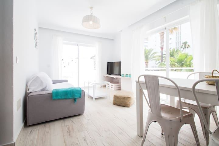 Apartamento nuevo a 100 metros de la playa