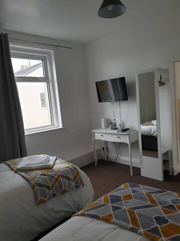 The Trap Inn- Bamburgh Room