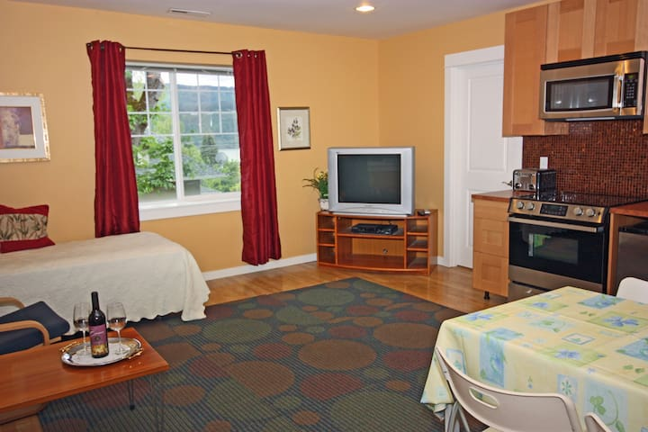 River View Suite in Downtown H.R. - Hood River - Appartement