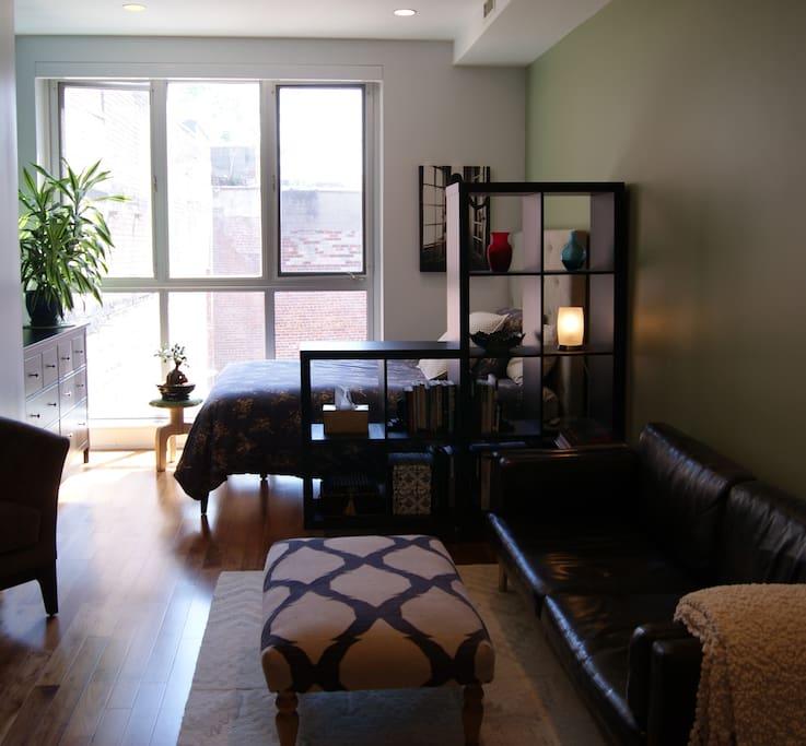 Loft New York Rent: Gorgeous Modern Williamsburg Loft