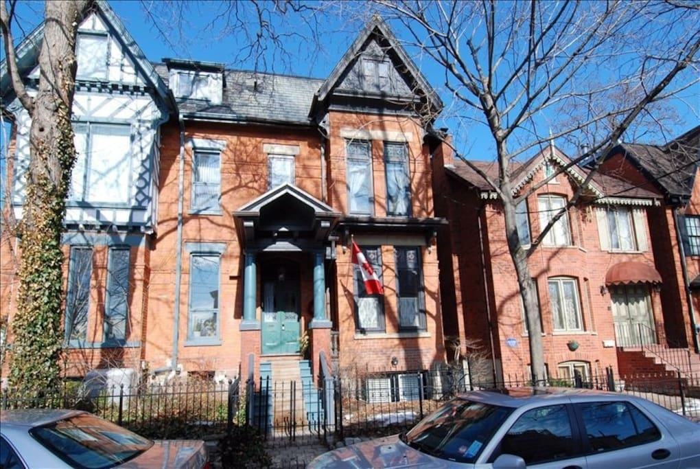 Downtown Apt Historic Cabbagetown Apartments For Rent In Toronto Ontario Canada